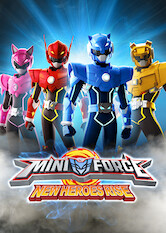 Search netflix Mini Force New Heroes Rise