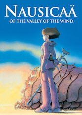 Nausicaä of the Valley of the Wind a poszter Sorozat figyelőn