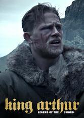 Search netflix King Arthur: Legend of the Sword