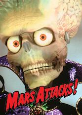 Search netflix Mars Attacks!