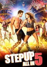 Search netflix Step Up: All In