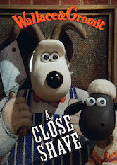 Search netflix Wallace and Gromit: A Close Shave