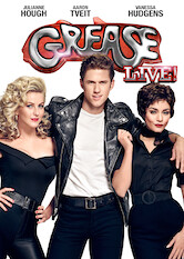 Search netflix Grease: Live