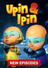 Search netflix Upin and Ipin