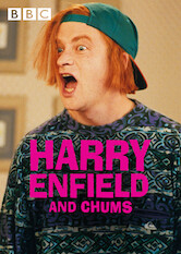 Search netflix Harry Enfield and Chums