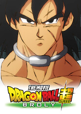 Search netflix Dragon Ball Super: Broly